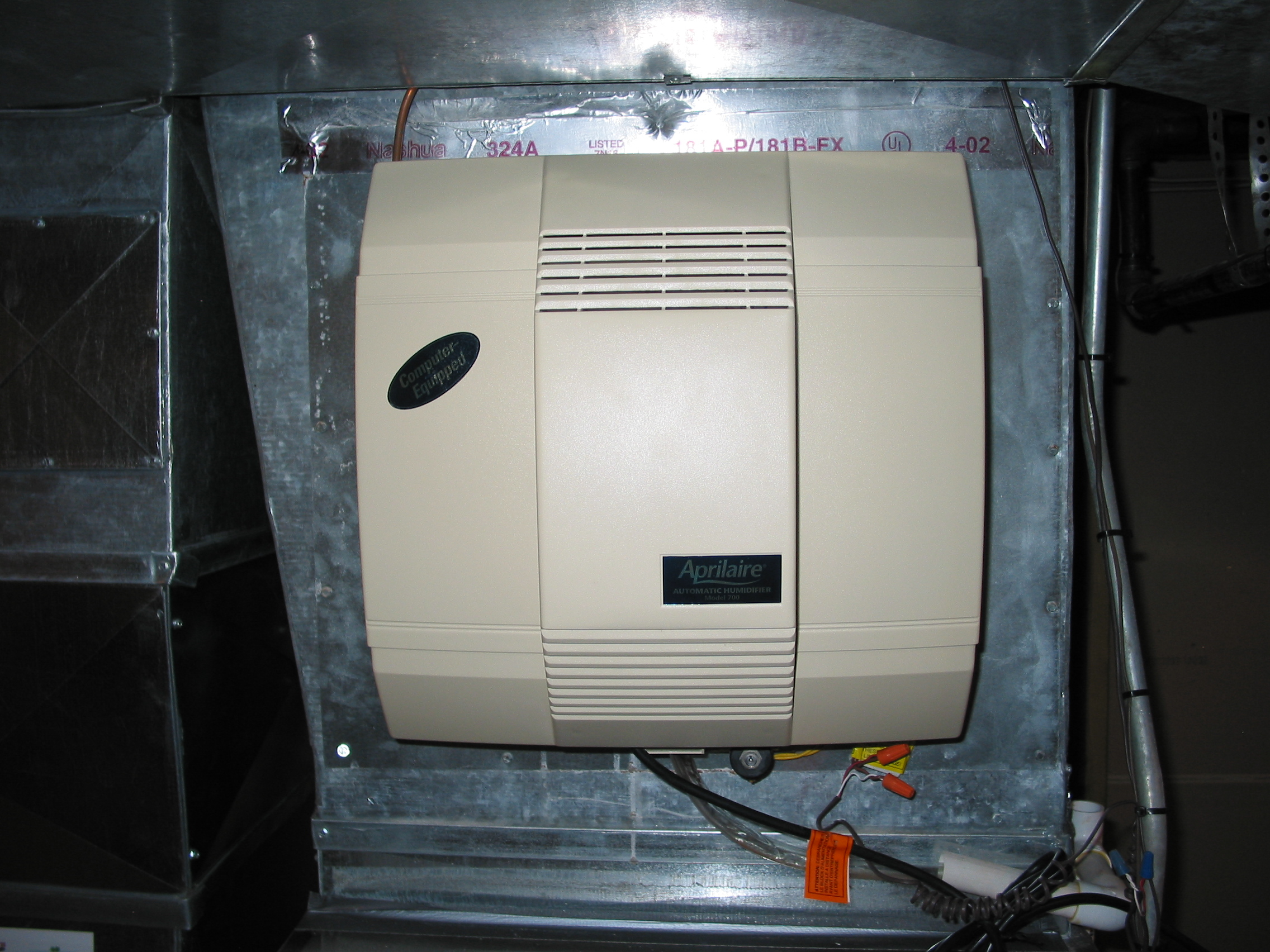 medium resolution of aprilaire furnace wire harness to old