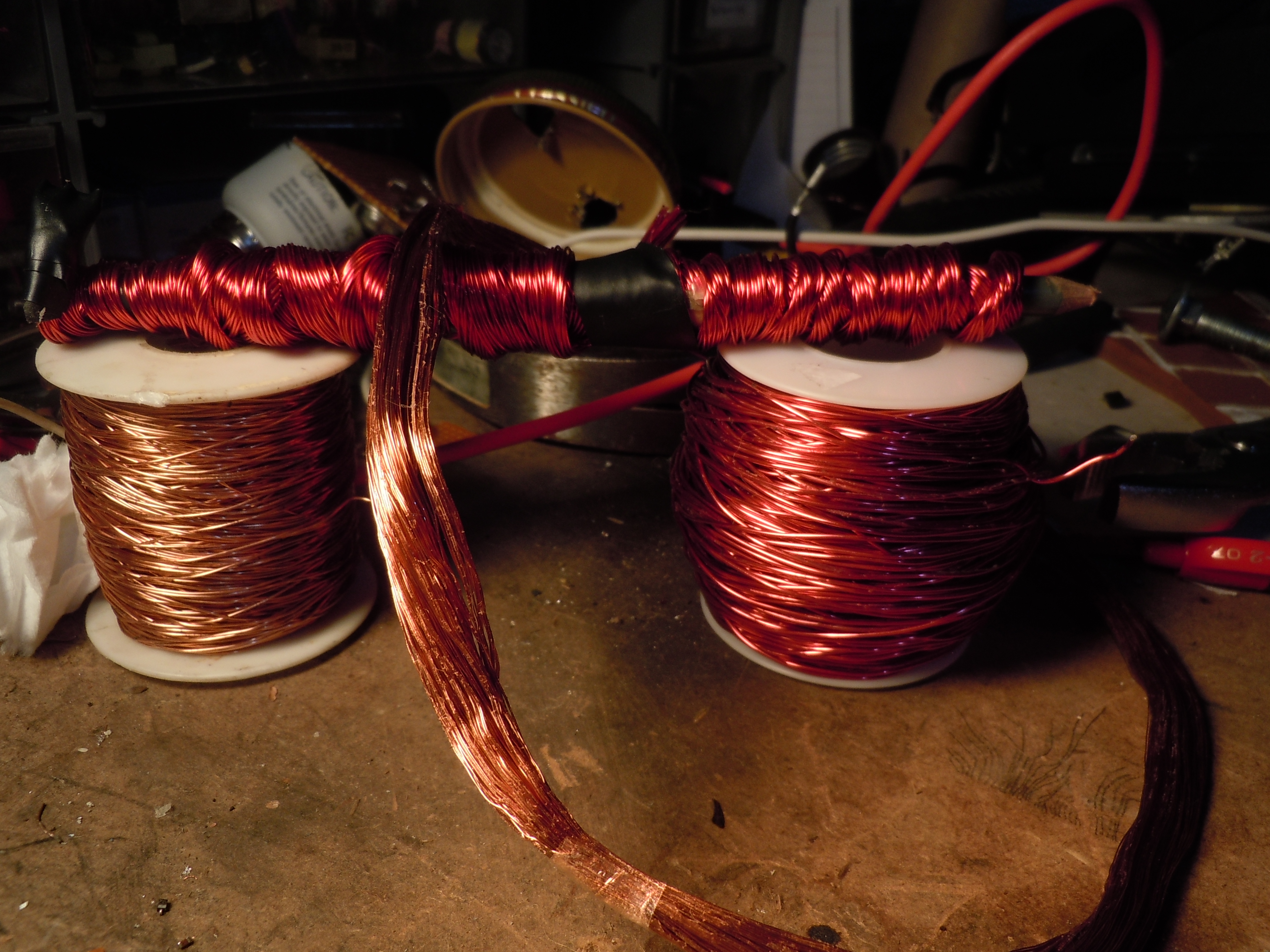 how to get tons of free enameled copper wire [ 2100 x 1575 Pixel ]