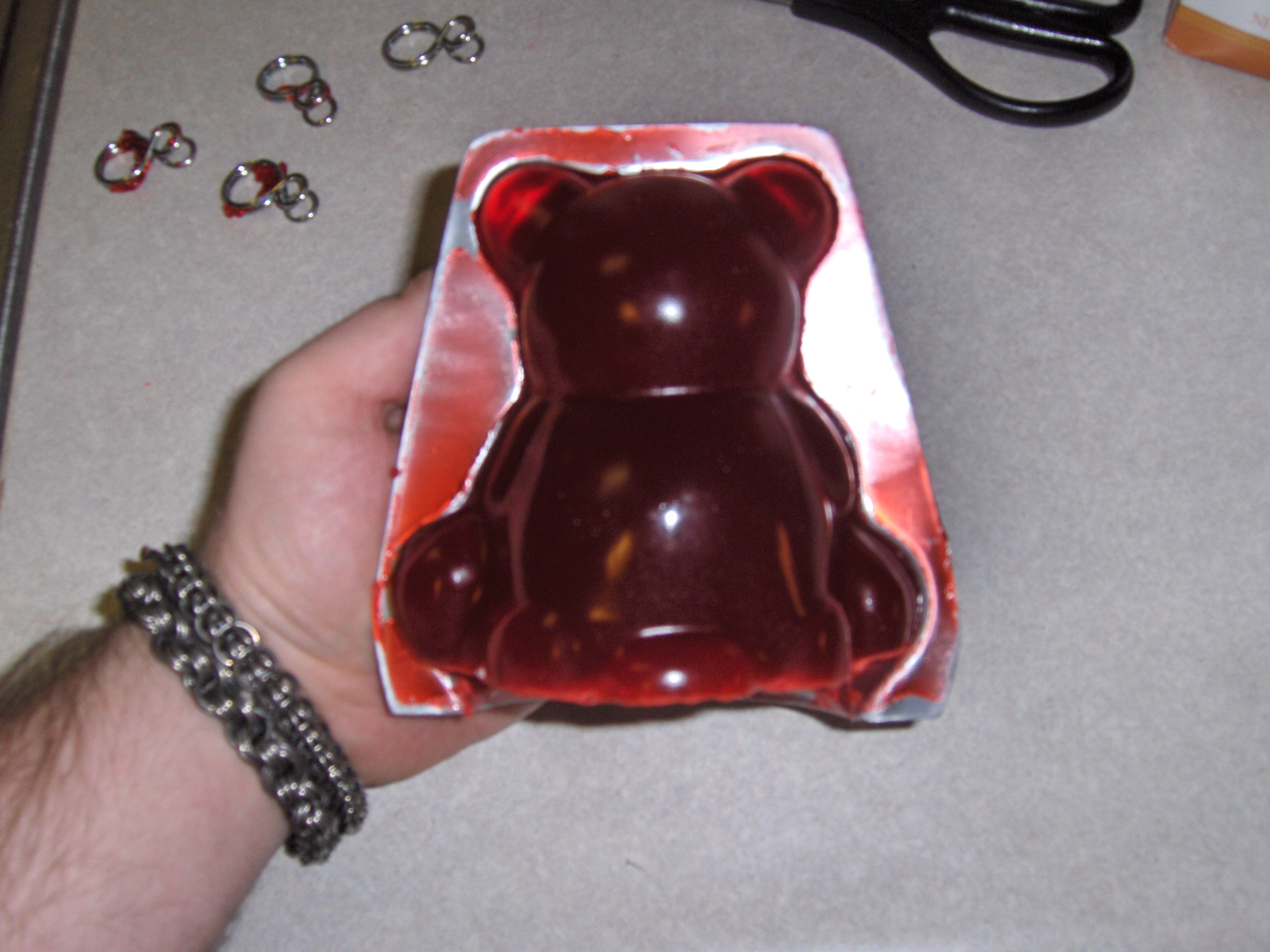 1lb Gummy Bear : 3 Steps (with Pictures) - Instructables