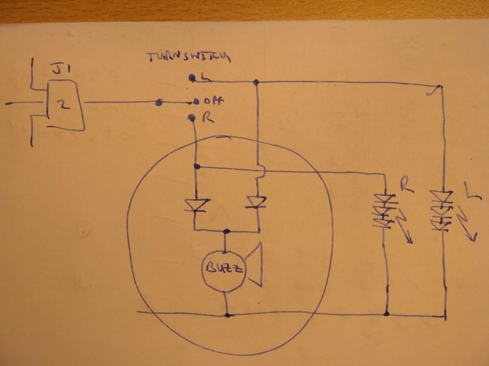 medium resolution of buzzer wiring volvo