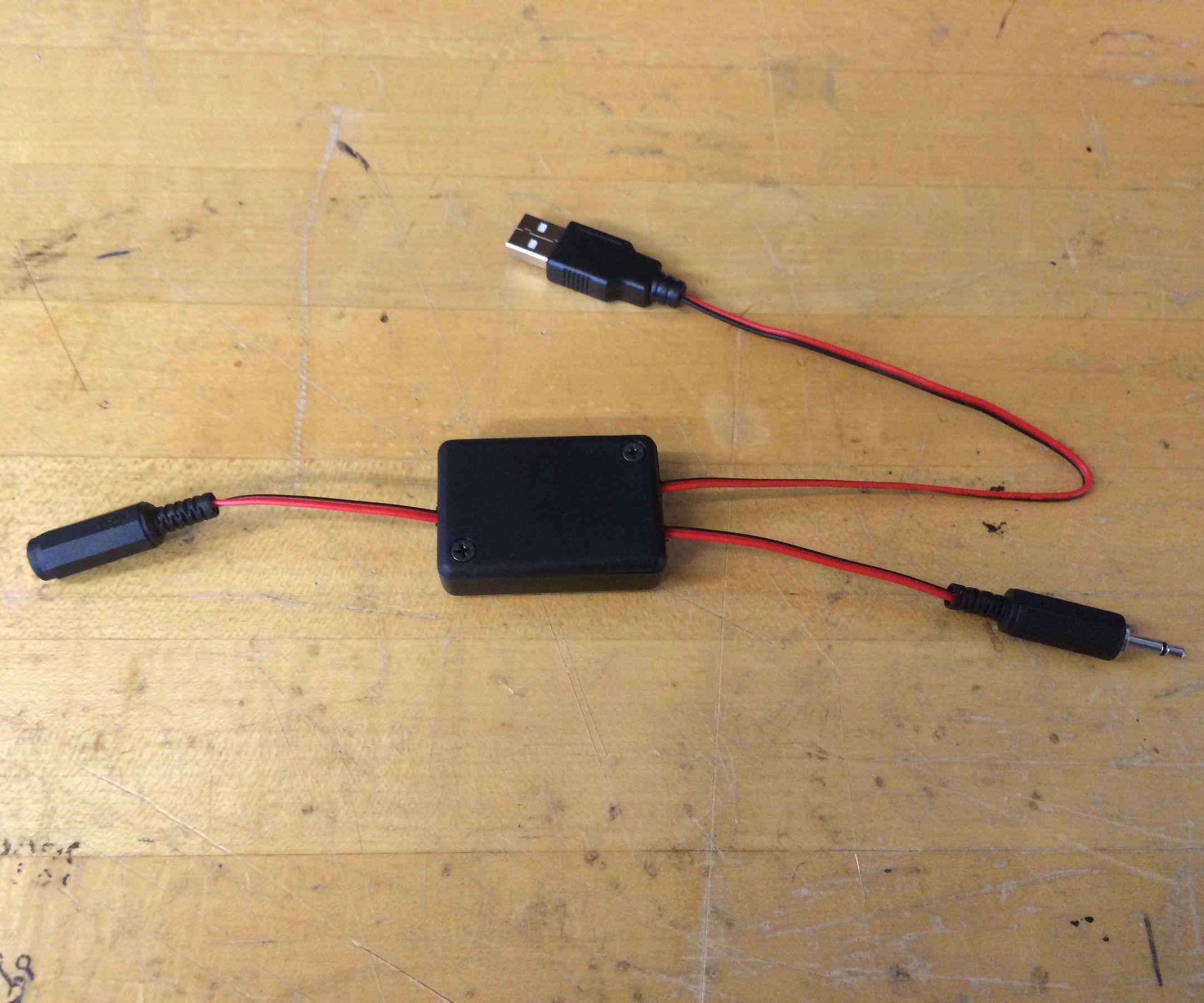 medium resolution of macaronkit usb powered mono audio amplifier