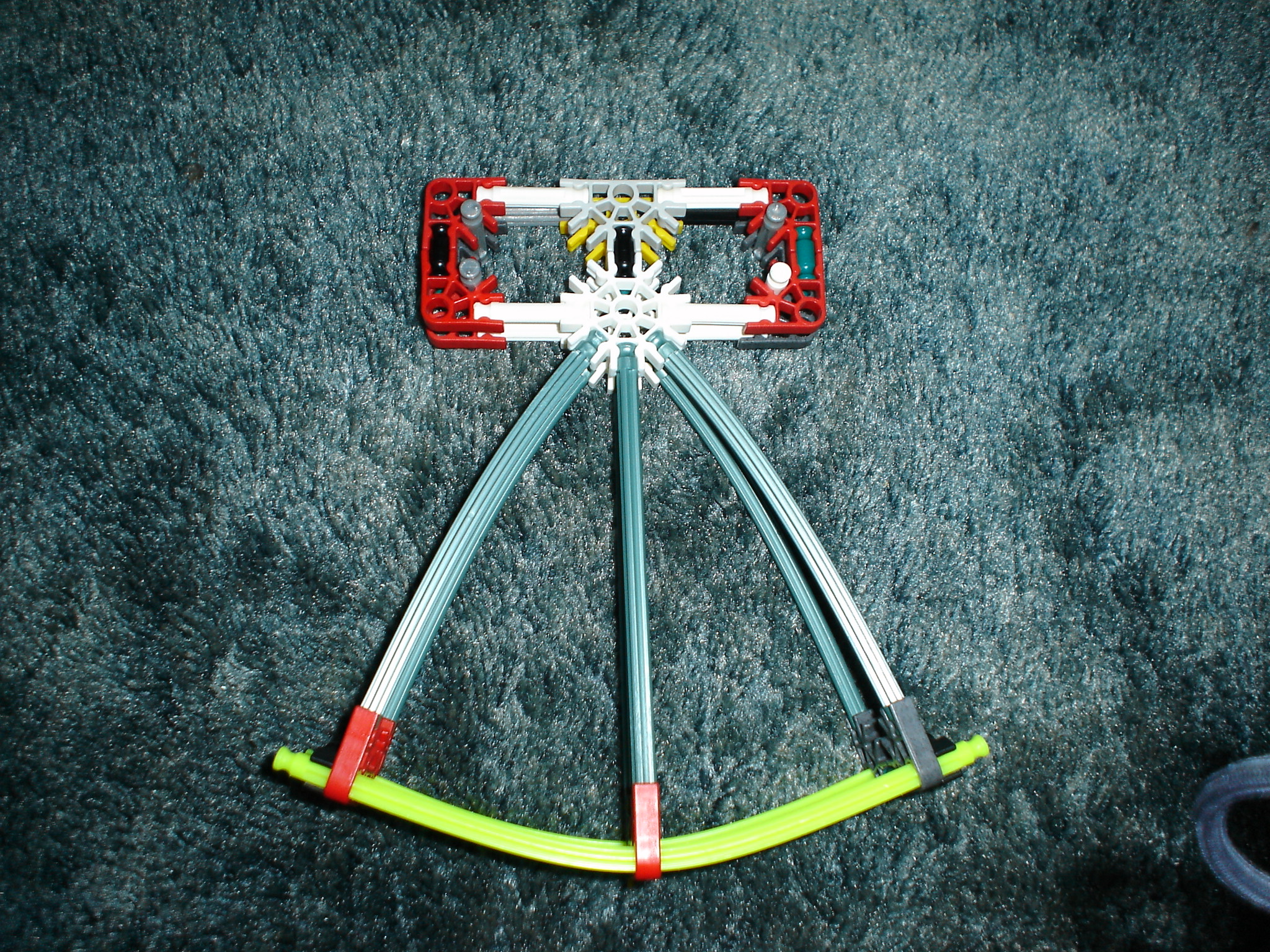 Knex Rocking Chair : 5 Steps - Instructables