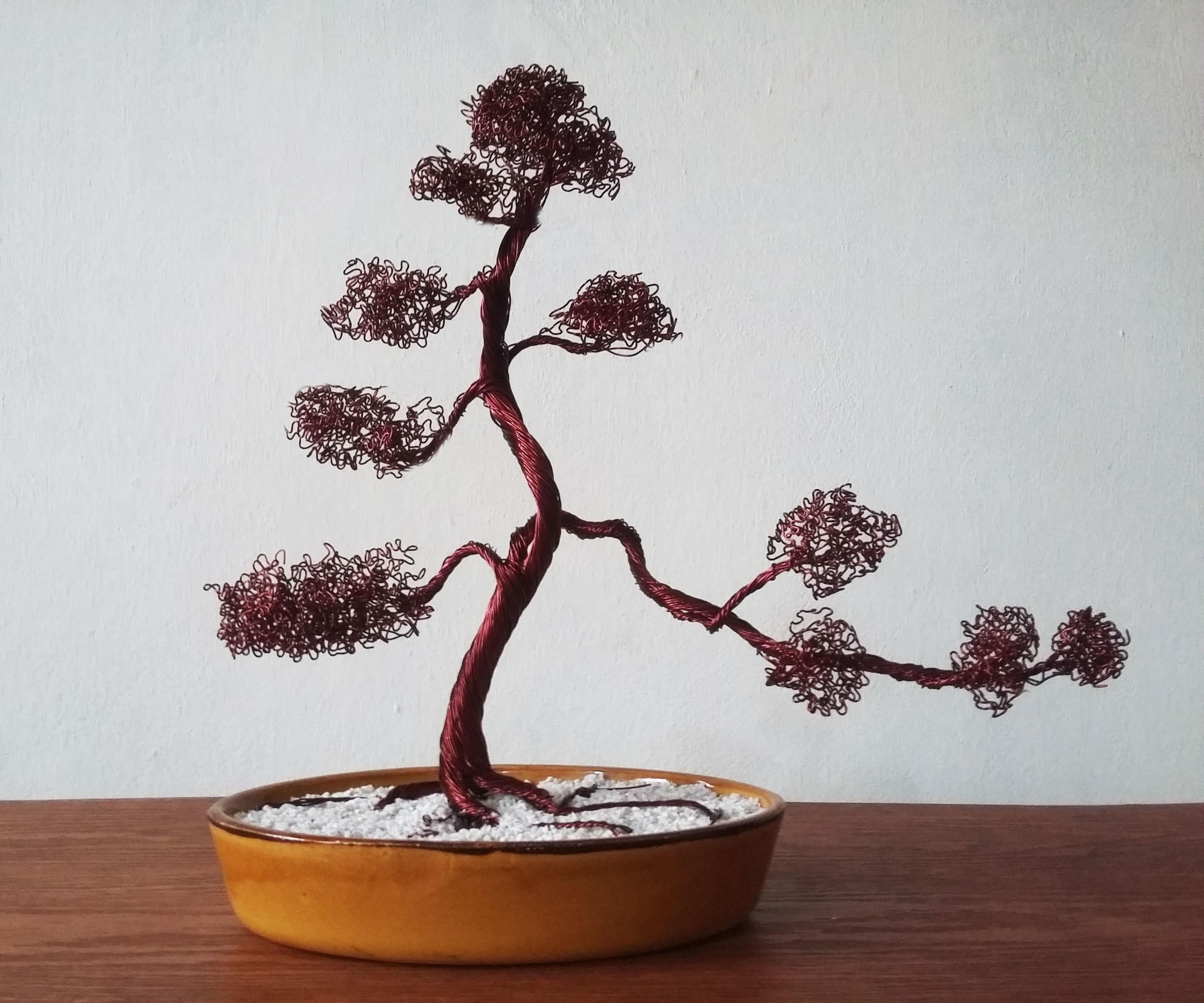 Bonsai Tree Wiring