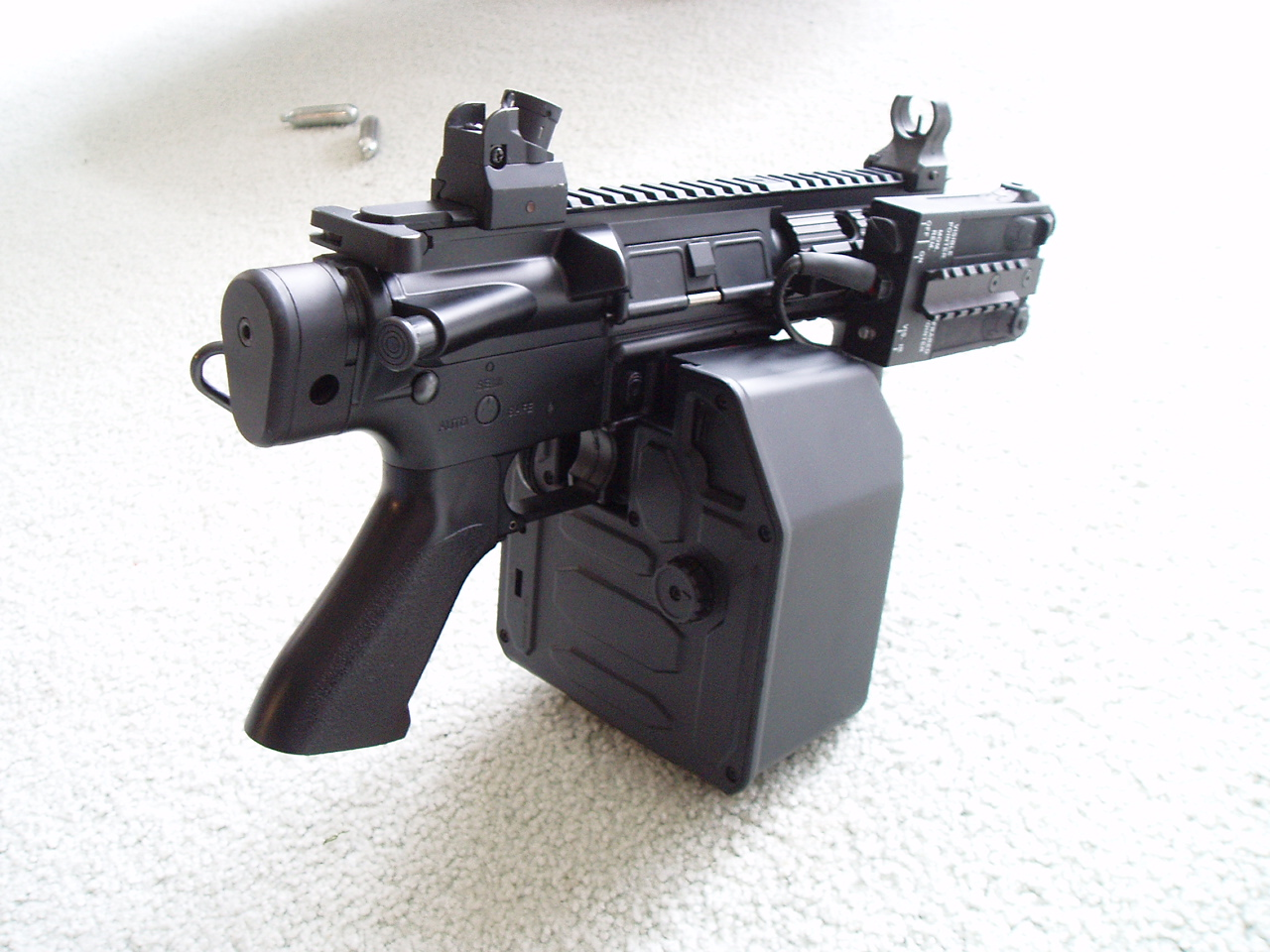 hight resolution of airsoft aegs and upgrading them