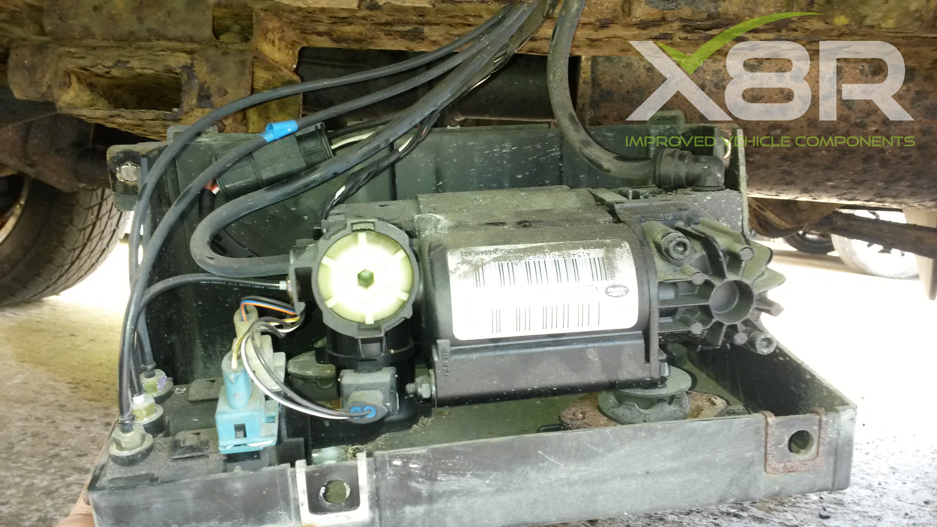 hight resolution of land rover discovery 2 air suspension wiring diagram