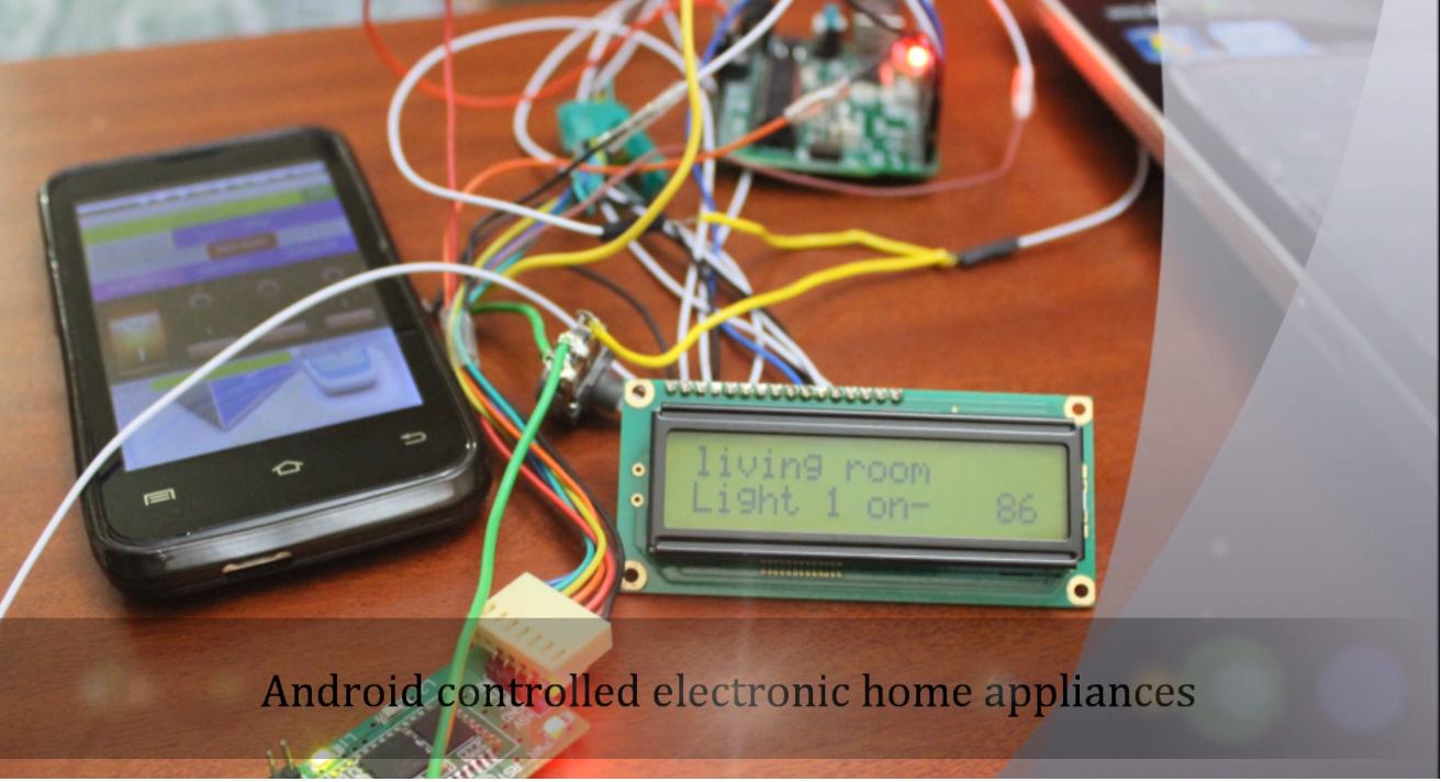 hight resolution of bluetooth controlled home electronic appliances