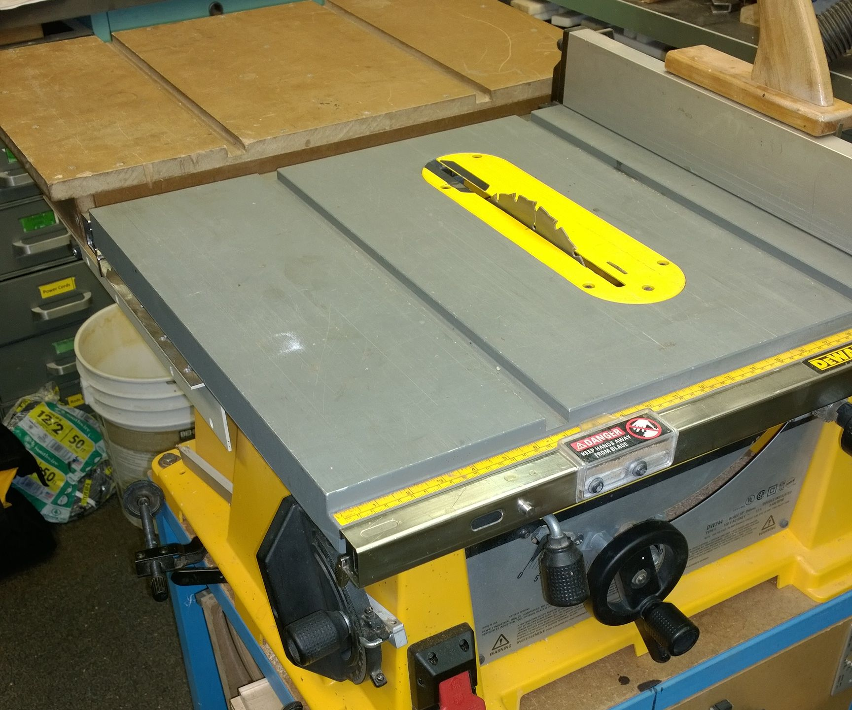 Dewalt Table Saw Fence