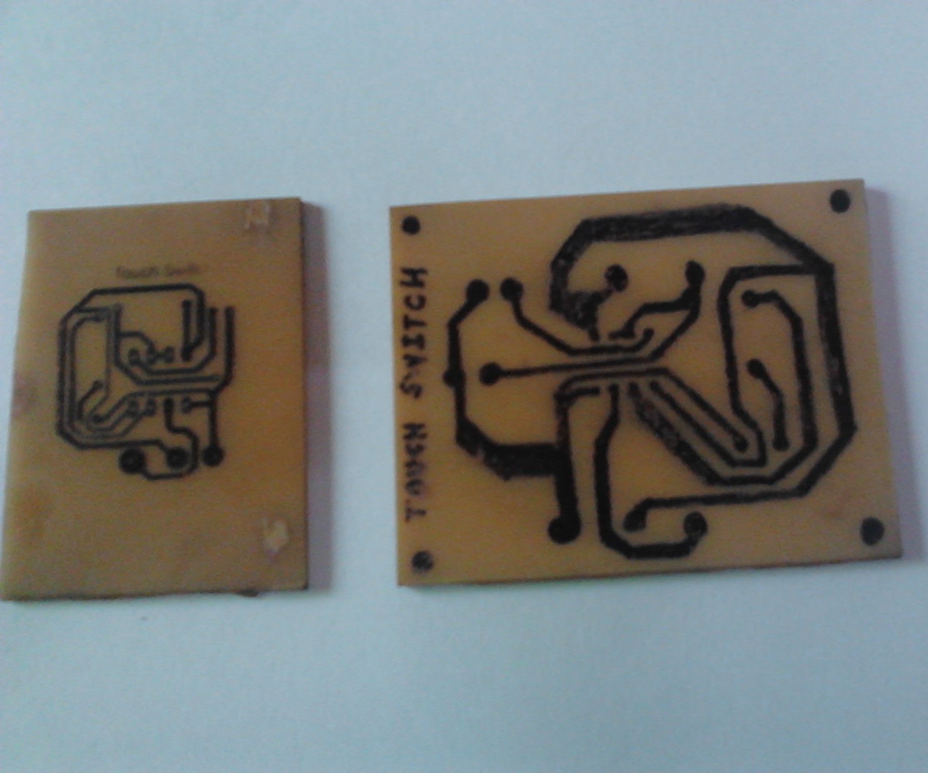 Home Made Printed Circuits By The Method Of Ironing Ingenuitydias
