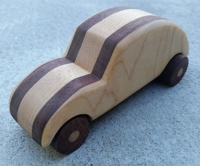 Make A Wooden Toy Car 12 Steps With Pictures