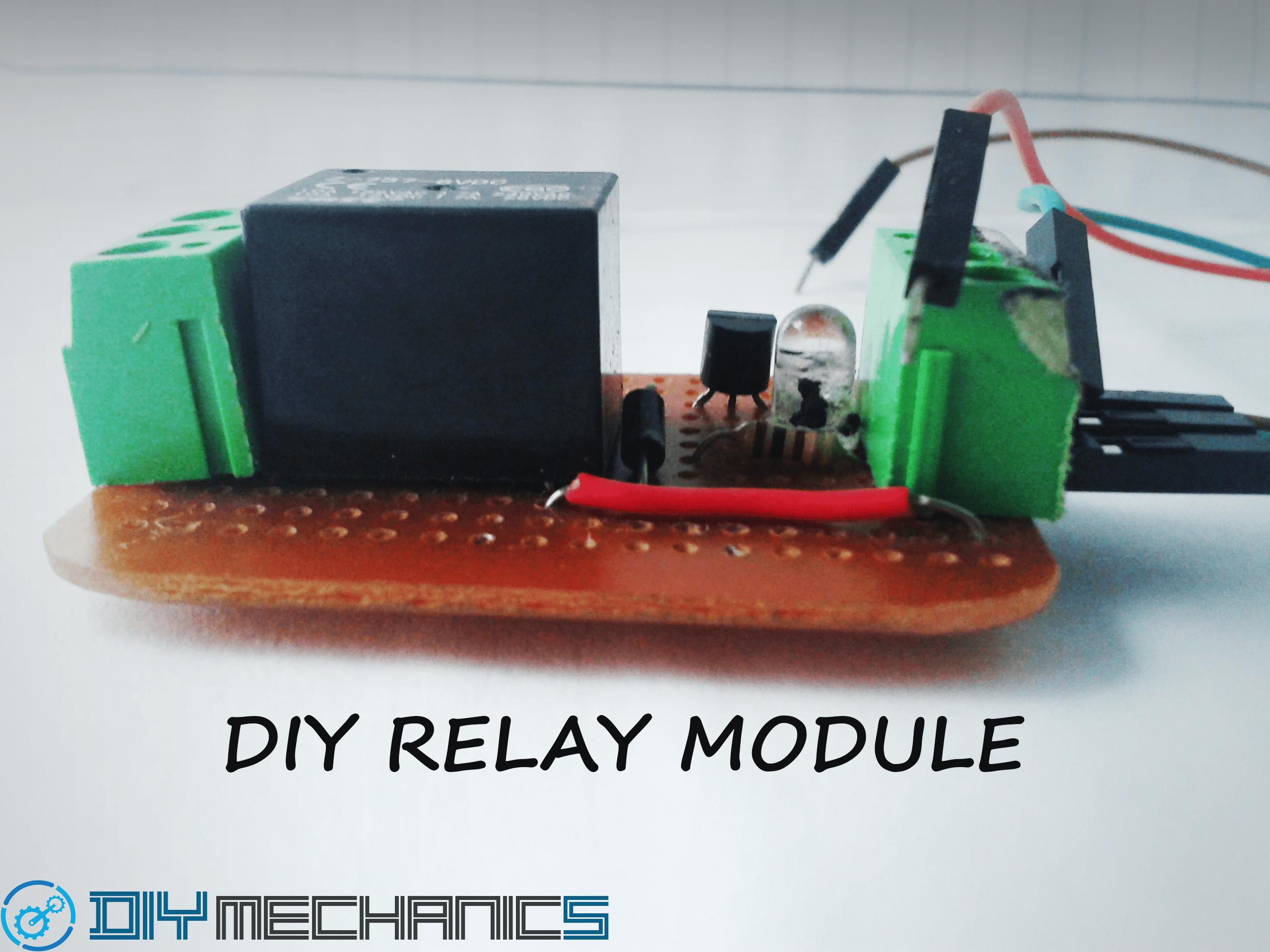 6v relay diagram [ 2100 x 1575 Pixel ]