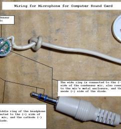 mini microphone wiring phone jack [ 1024 x 768 Pixel ]