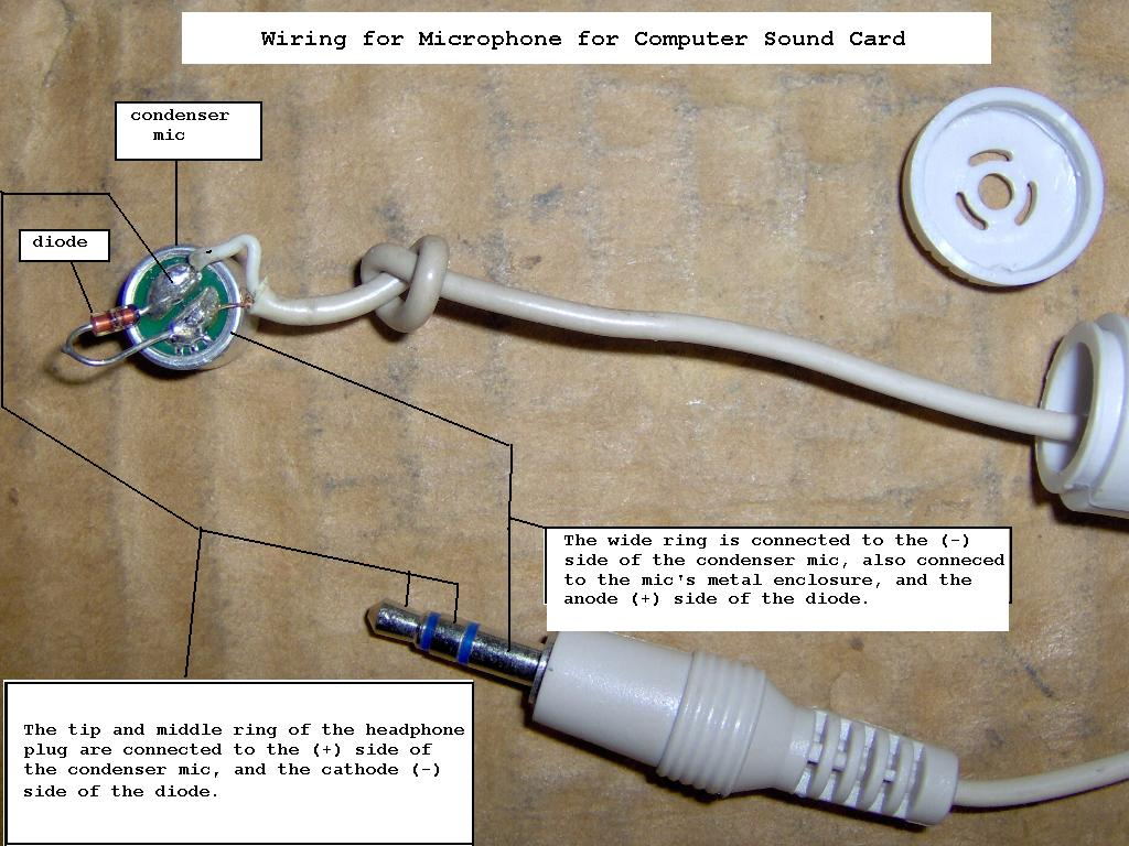 hight resolution of mini microphone wiring phone jack