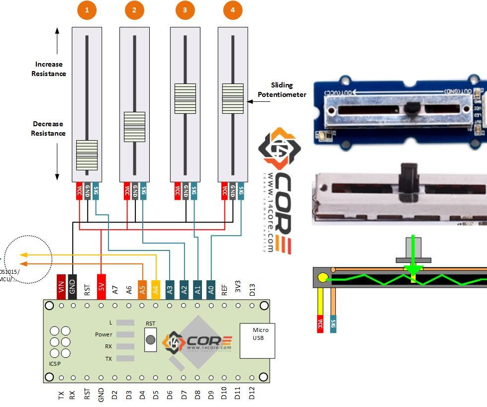 hight resolution of wiring diagram remote potentiometer