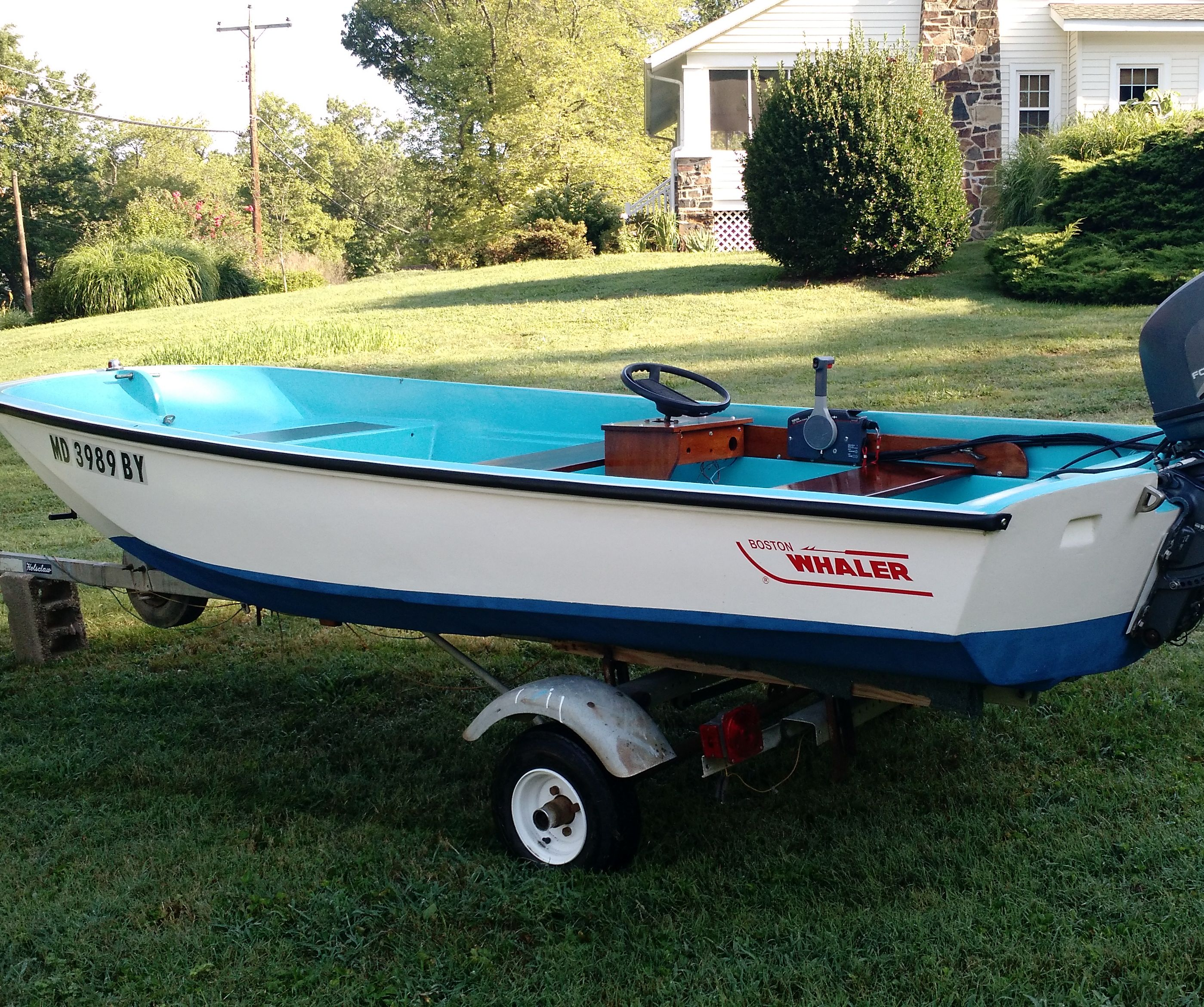restoring a classic boston whaler learning adventure 8 steps with pictures  [ 2100 x 1756 Pixel ]