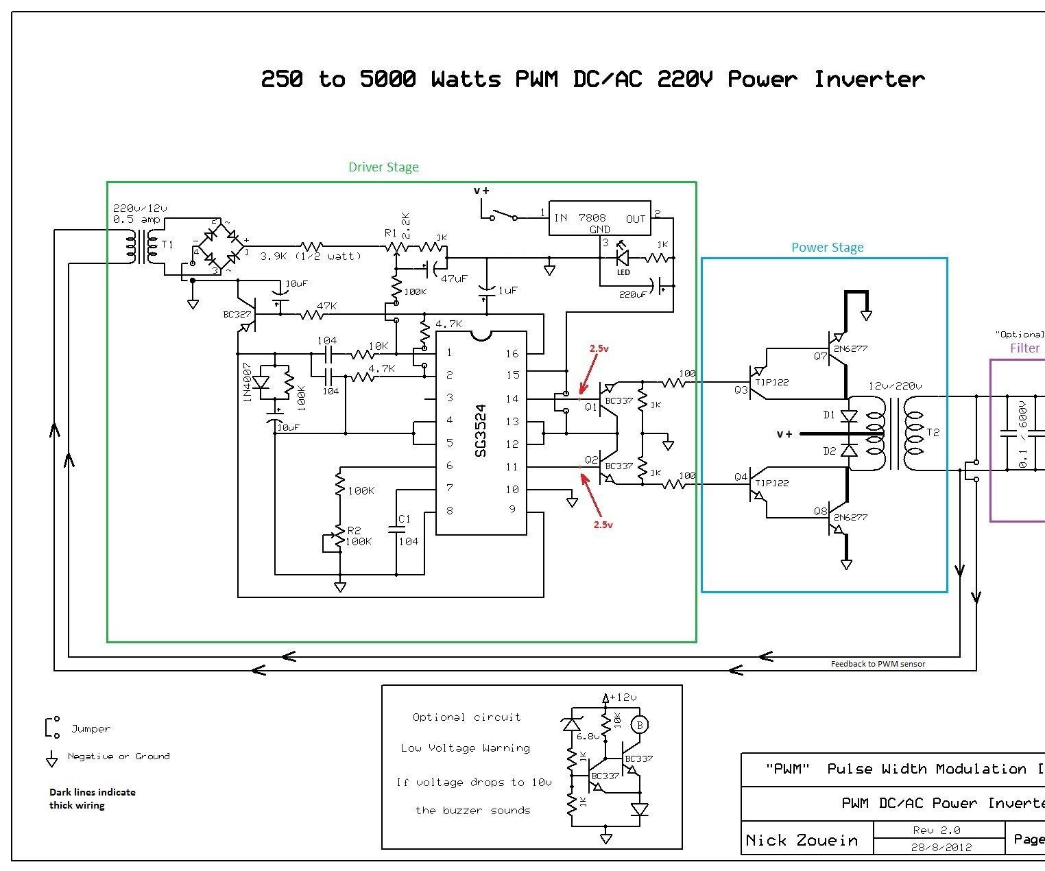 hight resolution of 2000 watt inverter circuit diagram wiring diagram for you 2000w inverter wiring diagram