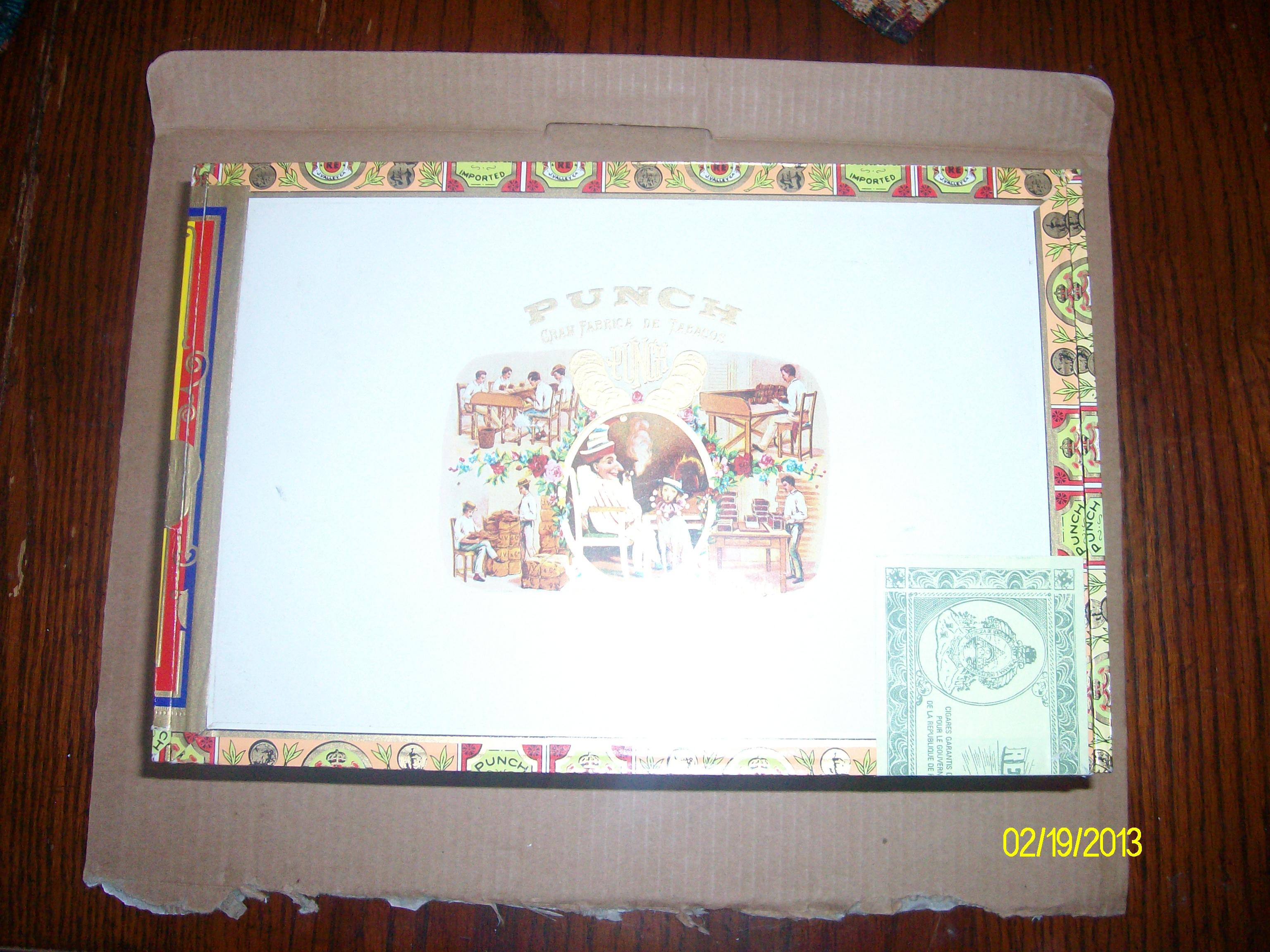 small resolution of cigar box amp