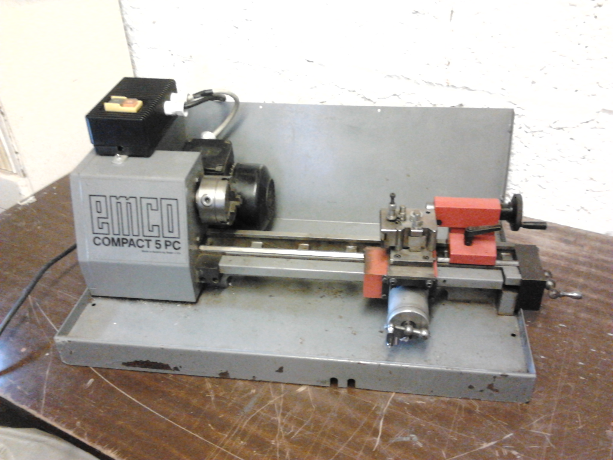 medium resolution of downsizing a broken emco compact 5 pc lathe to manual operation emco compact 5 cnc electrical wiring diagram