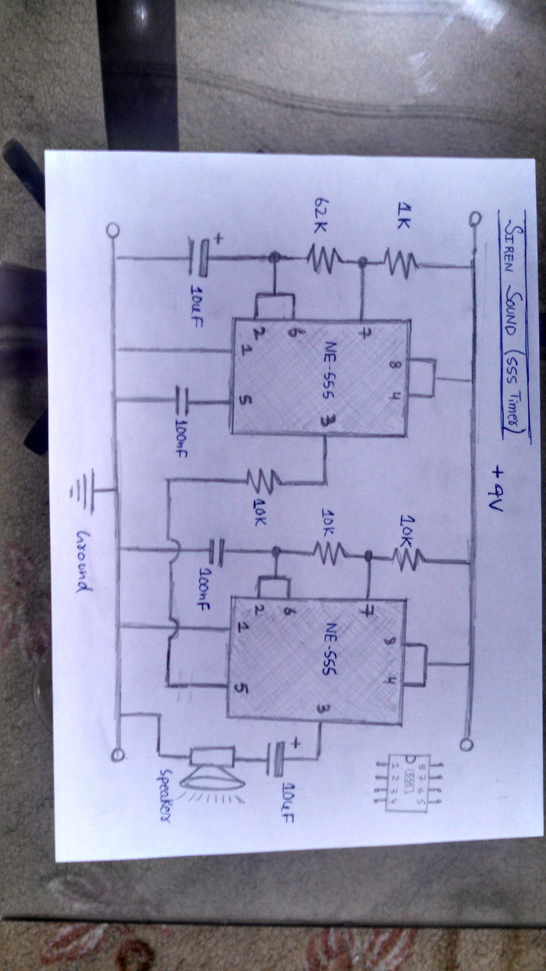 medium resolution of fire engine siren wiring diagram