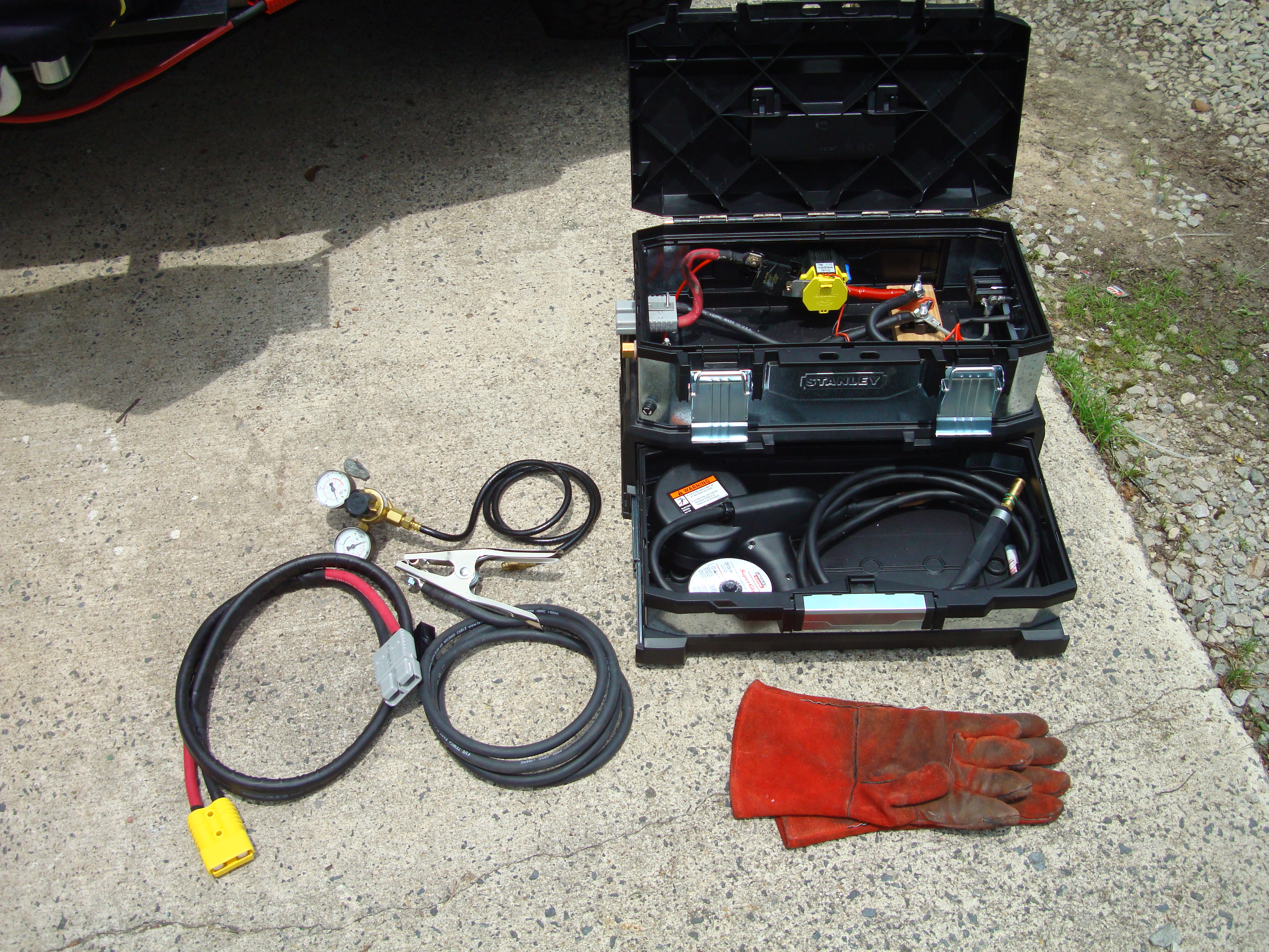 small resolution of portable welder