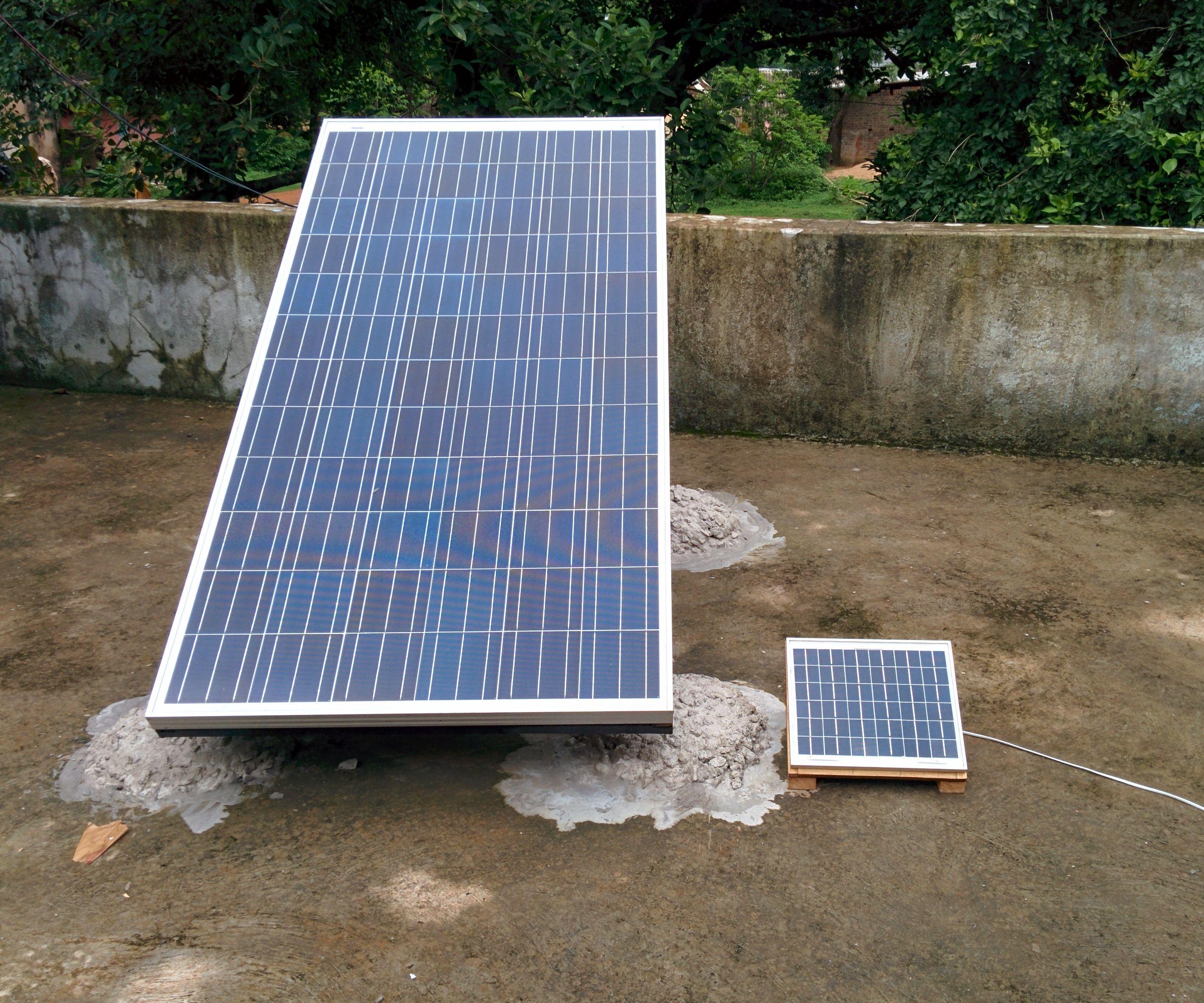 wiring diagram of solar panel up battery load fan [ 2100 x 1750 Pixel ]