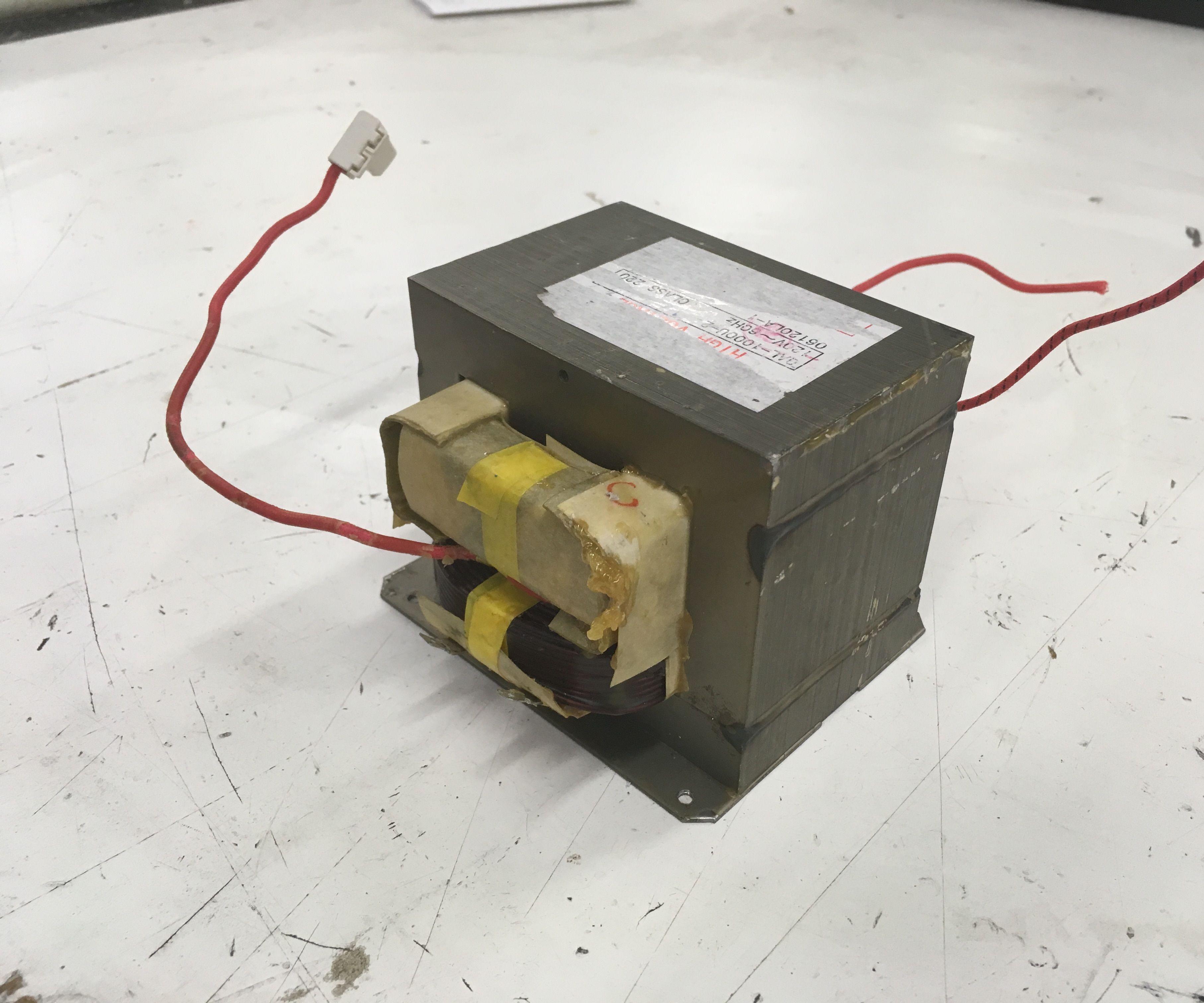 ionizer transormer dc power supply wiring diagram [ 2100 x 1750 Pixel ]