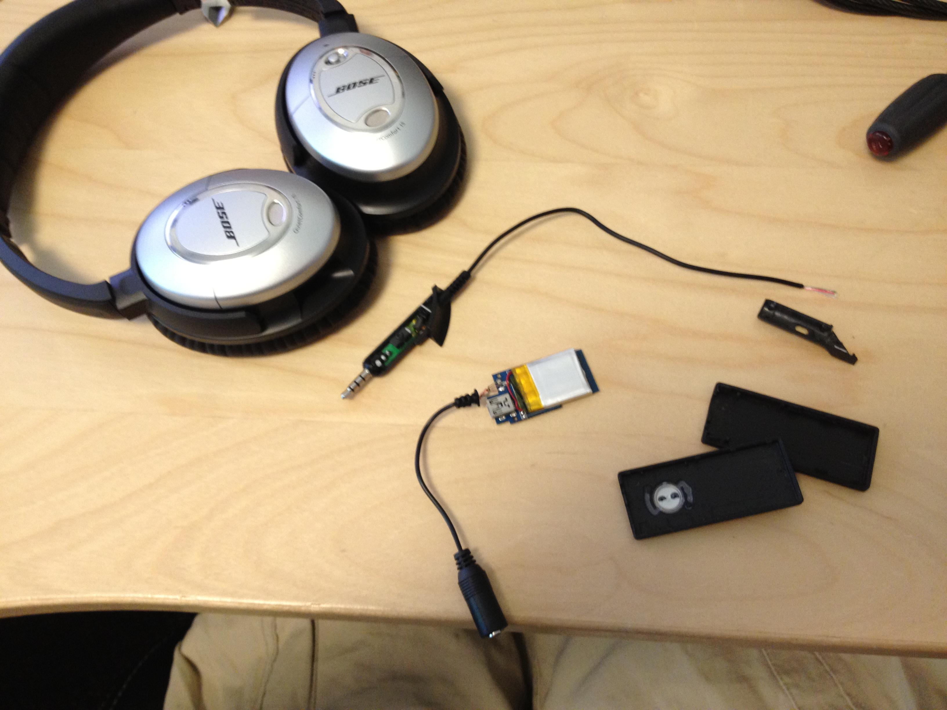 bose headphone jack wiring diagram [ 2100 x 2800 Pixel ]