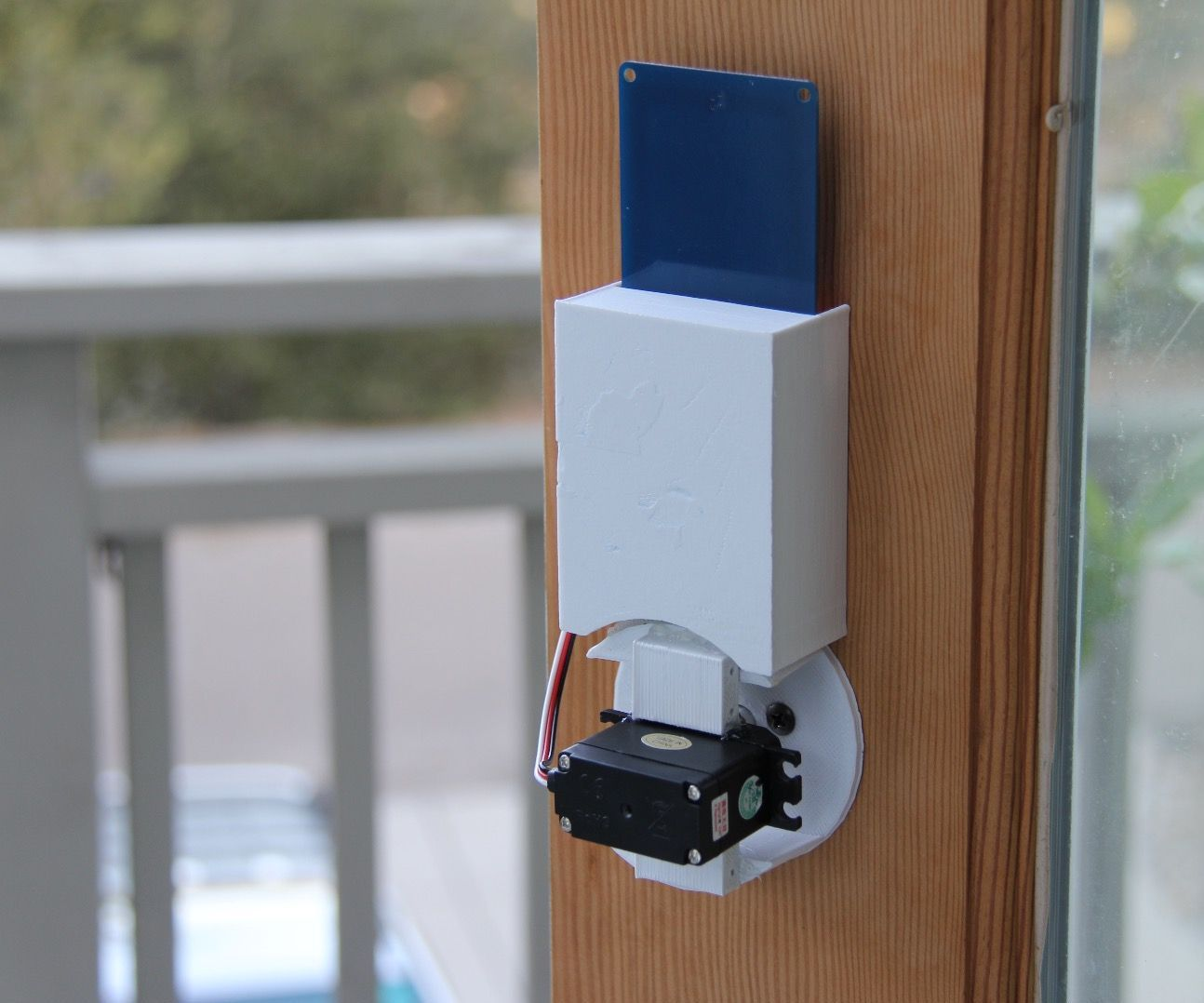 small resolution of nfc door lock with the qduino mini under 100