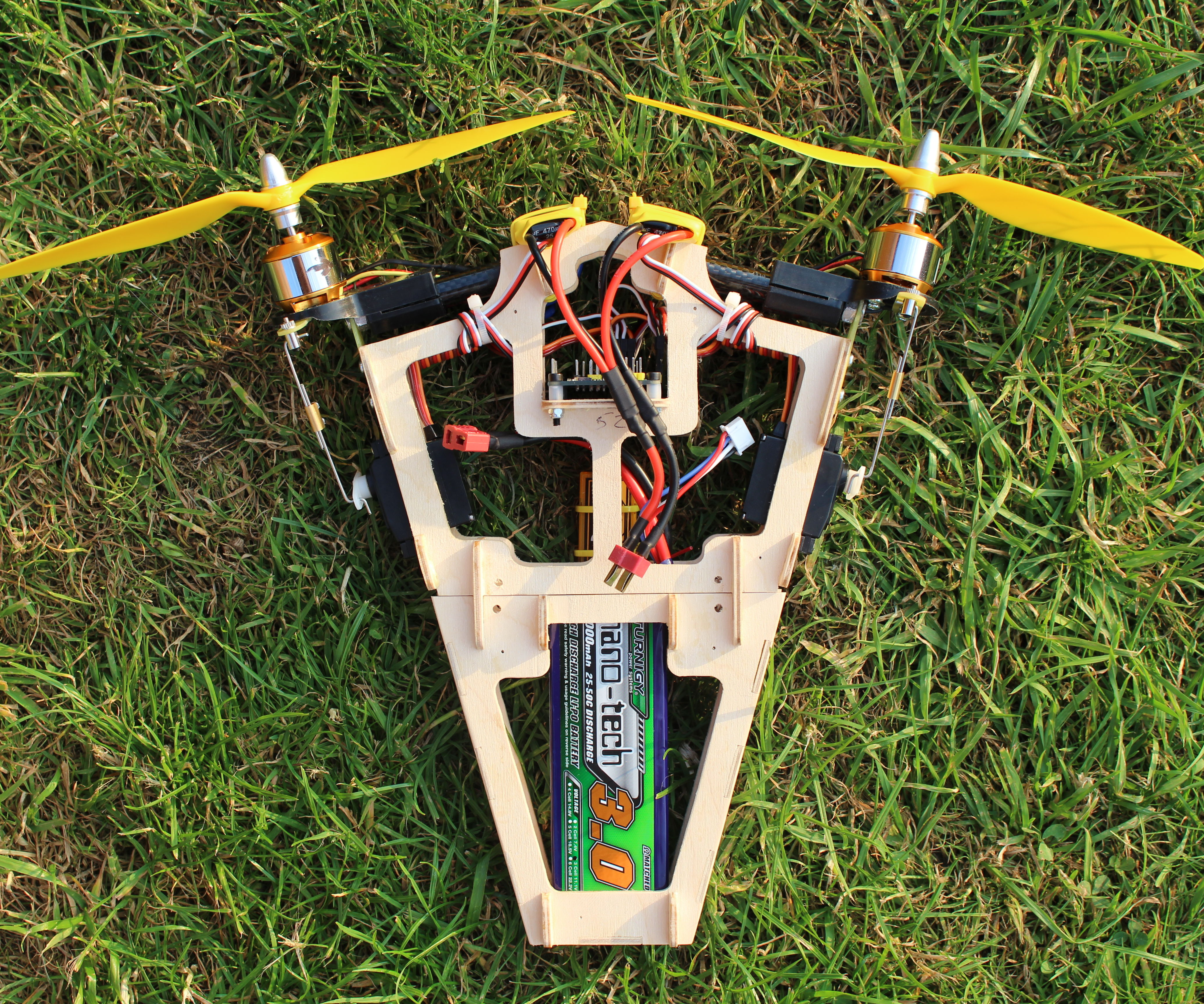 small resolution of bicopter a2212 1400kv motors multiwii fc 4 steps with pictures bicopter a2212 1400kv motors
