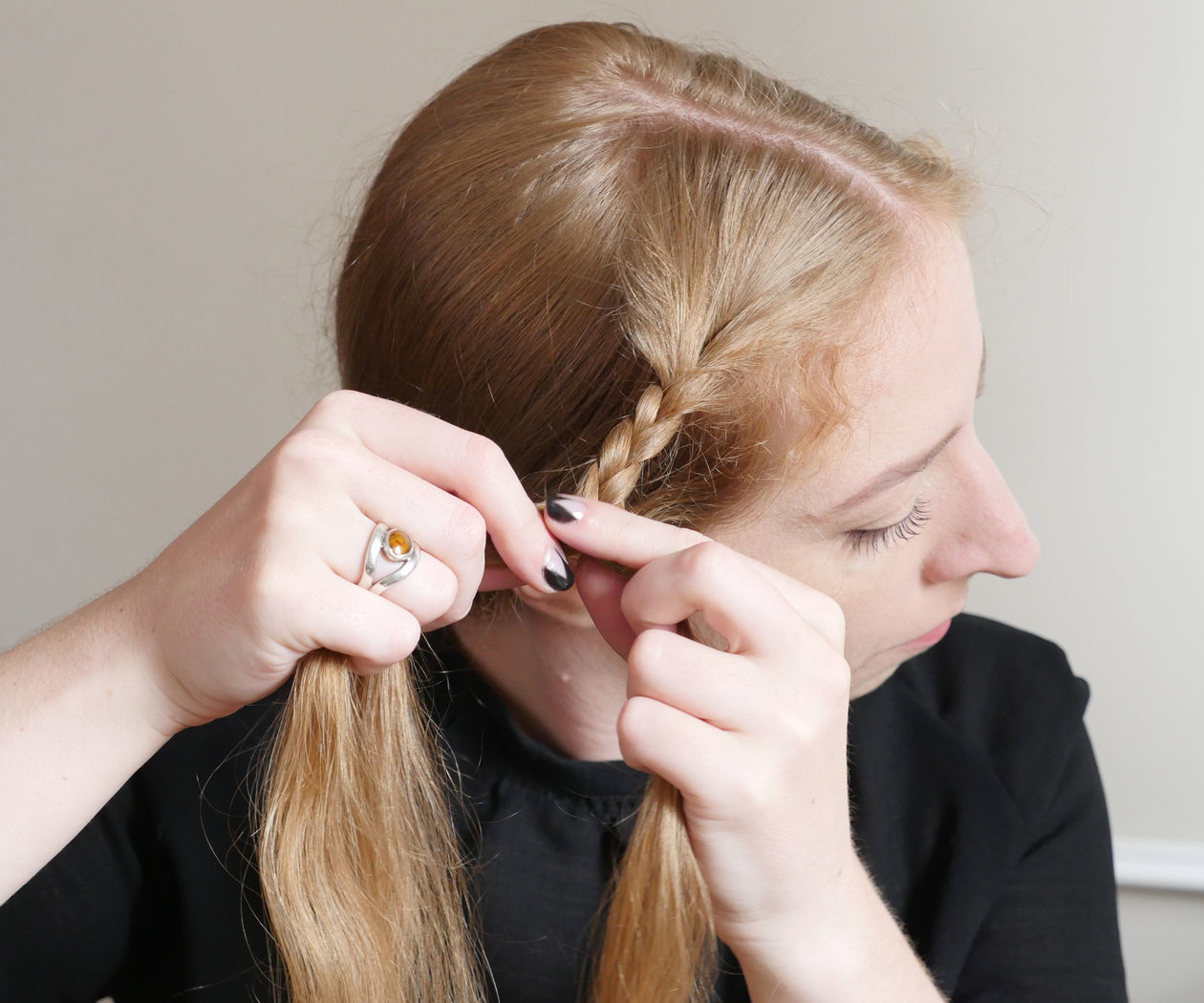 Hair Braiding For Absolute Beginners 10 Steps With Pictures