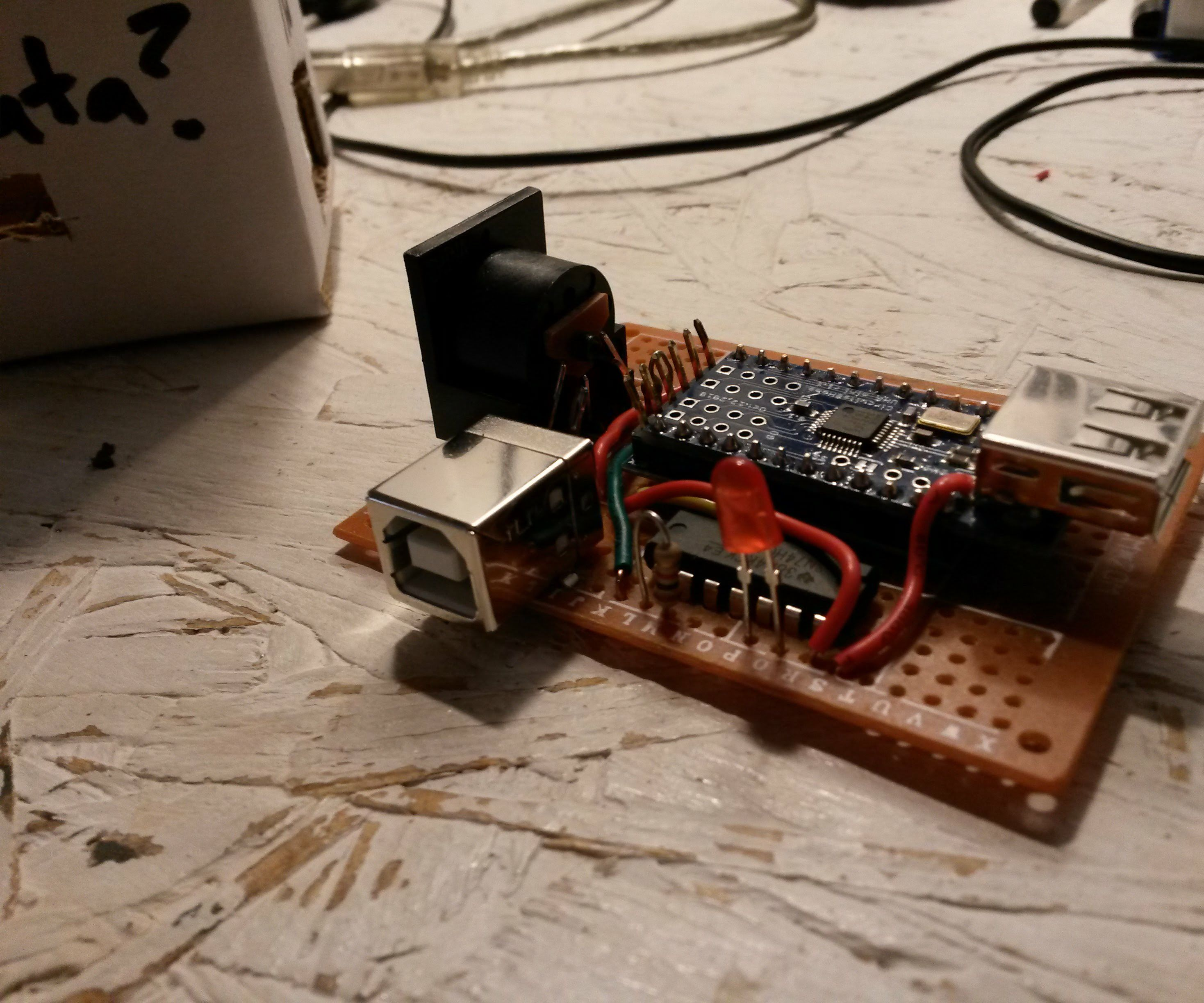 hight resolution of arduino usb to legacy midi converter
