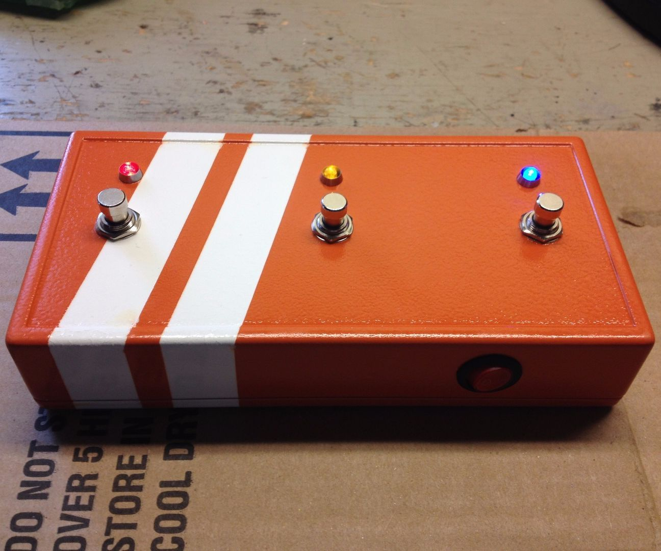 small resolution of guitar amp footswitch