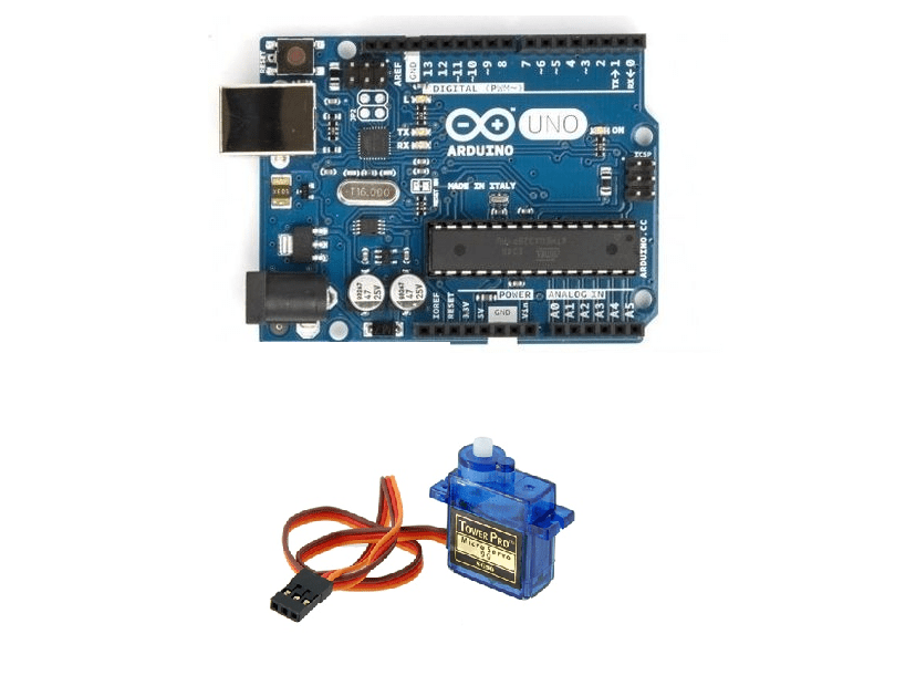 Arduino Board Anywhere You See 5v On The Schematic They Are