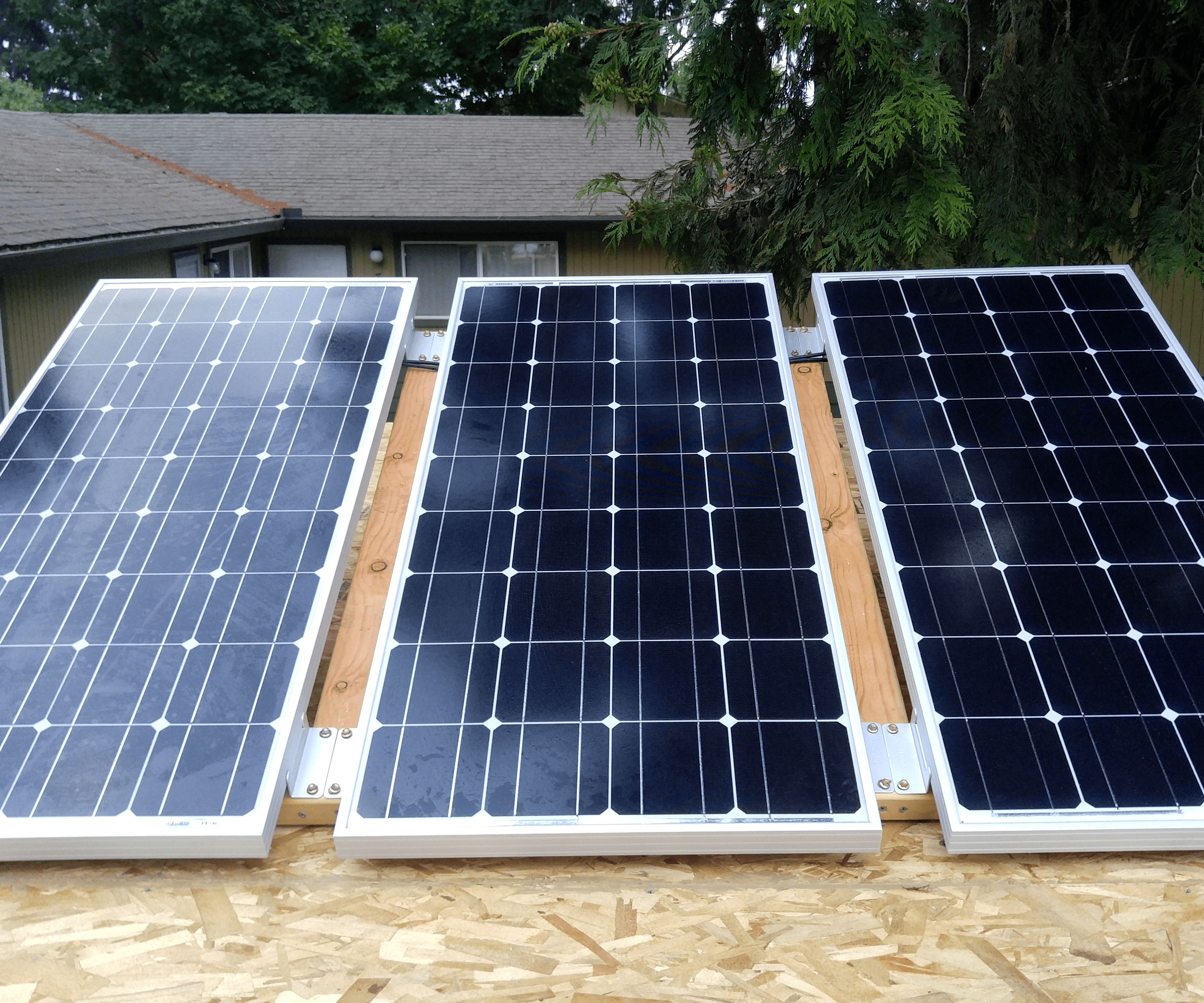 hight resolution of solar photovoltaic pv installation for diy camper