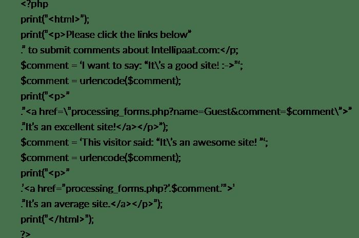 Q30 php IQA code