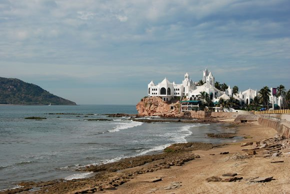 mazatlan mexico cheap beach