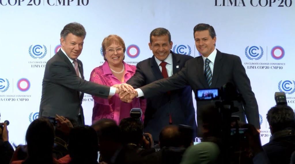 Resultado de imagen de COP20