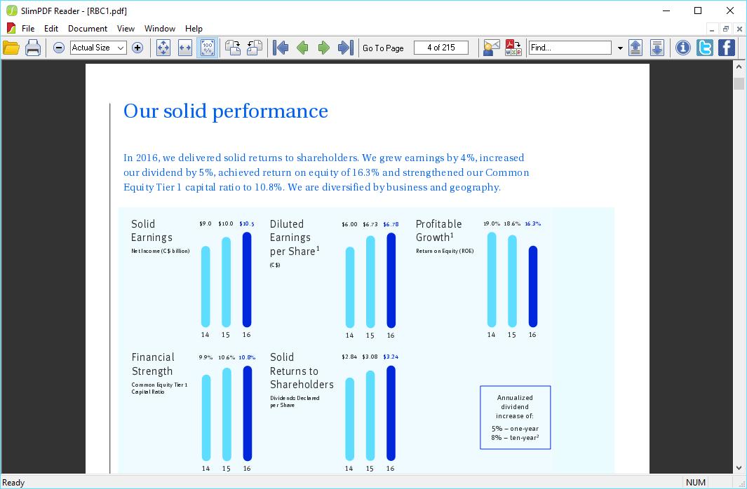 slimpdf screenshot - 2019年最好用的15款免費PDF檔閱讀、編輯軟體,Windows、Mac通通有