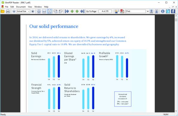 slimpdf screenshot - 2020年最好用的15款免費PDF檔閱讀、編輯軟體,Windows、Mac通通有