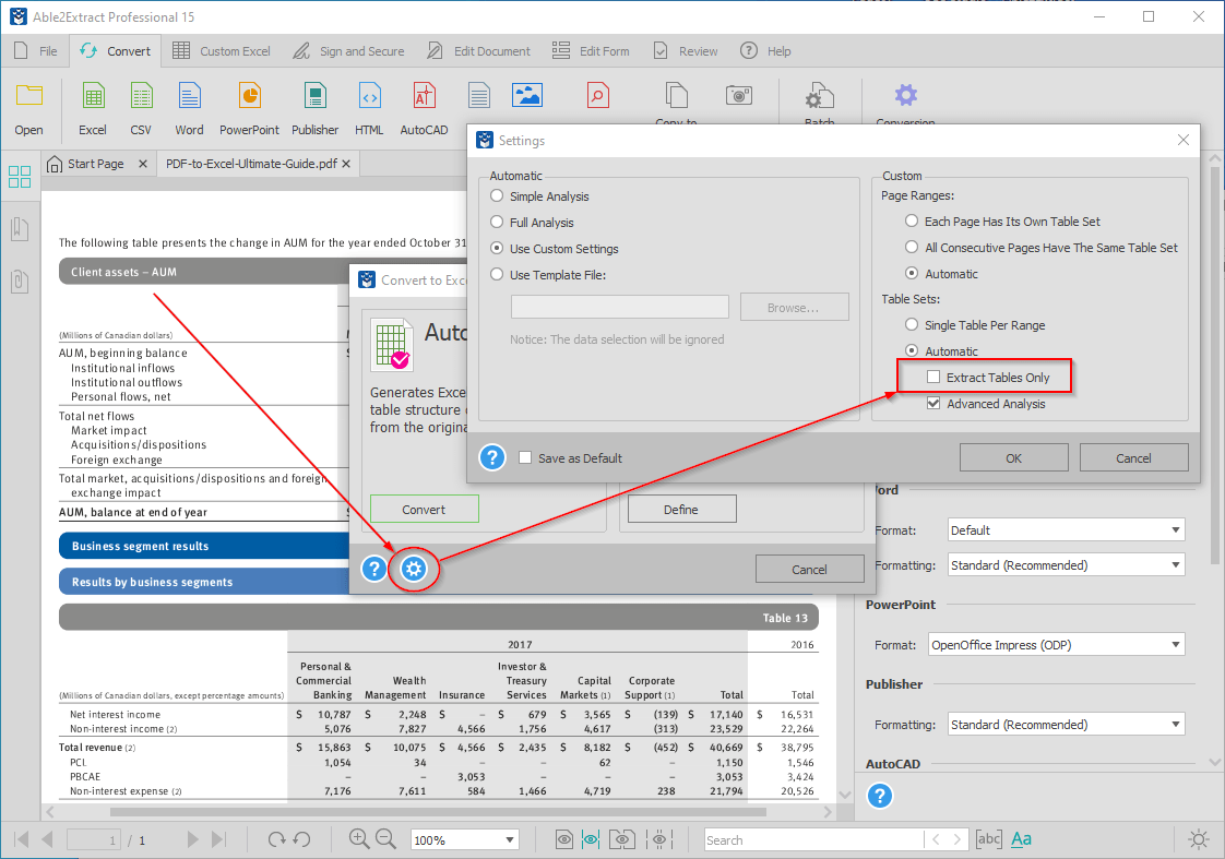 How To Convert To Excel The Ultimate Guide