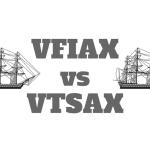 vanguard vfiax vs vtsax