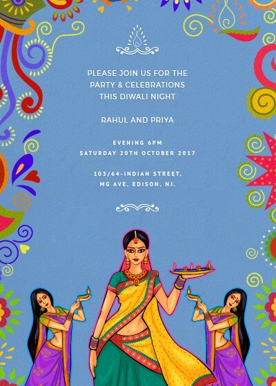 Inytes Online Invitations For Indian Parties And Events
