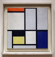 Image result for mondrian square composition 1922 - 25 art