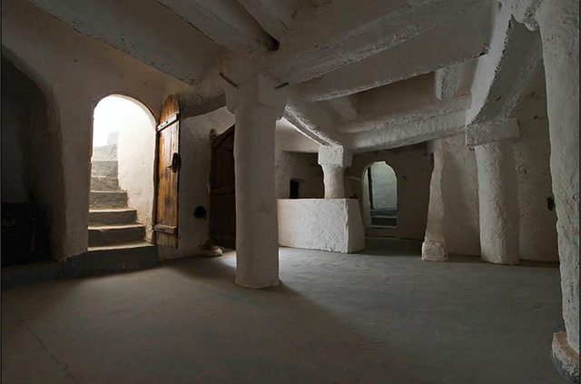 ipernity Intrieur dun habitat troglodyte  Ghardaa Algrie  by Daniela