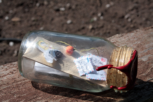 Message in a Bottle No. 90
