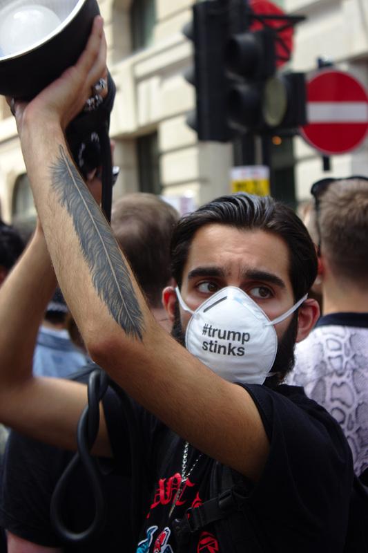Trump Stinks