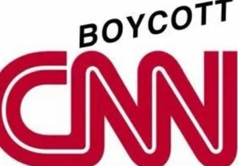 Image result for boycott cnn