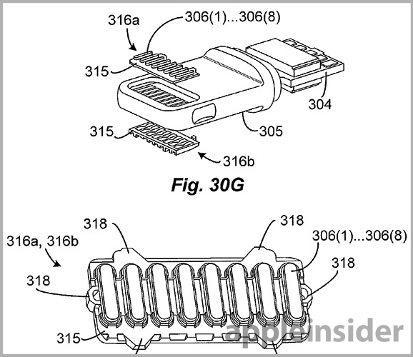 iphone schematic and wiring diagram aprilaire 600 humidistat apple patents reveal how lightning connector works | in canada blog