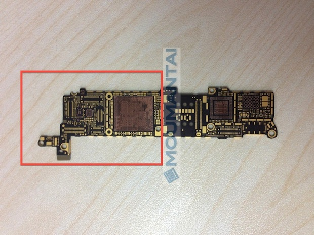 5s Printed Circuit Board Reveal Major Changes Iphone In Canada