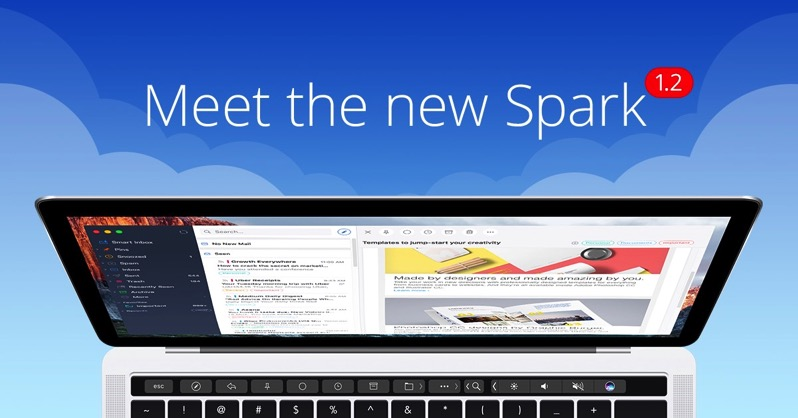 Spark for Mac 1.2 Update Brings Labels. Improved Folders. Better Search   iPhone in Canada Blog
