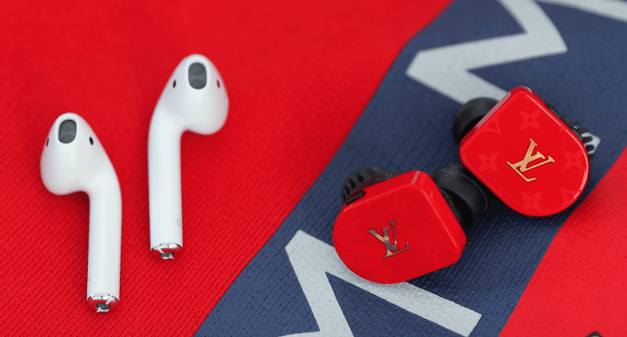 Compared Earbuds Headphones